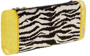 Edie Parker Women's Lara Calf Hair Soft Clutch
