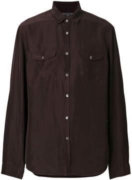 John Varvatos chest pockets shirt