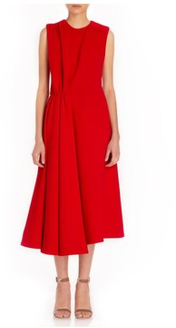 Emilia Wickstead Vivian Sleeveless Dress