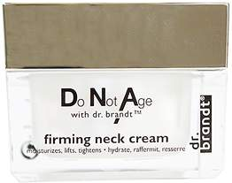 Dr. Brandt Skincare Do Not Age W Firming Neck Cream.
