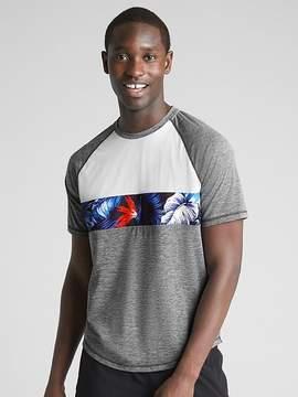 Gap GapFit Print Sport T-Shirt