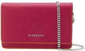 Givenchy envelope chain wallet