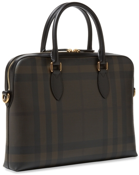 Burberry Briefcase with Removable Shoulder Strap