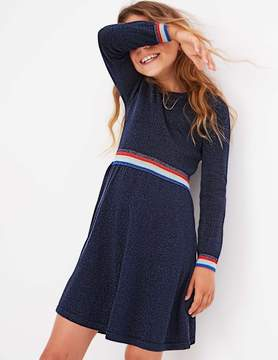 Boden Sparkle Knitted Dress