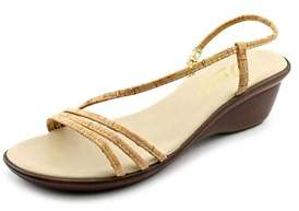 Onex Brady Women Open Toe Synthetic Wedge Sandal.