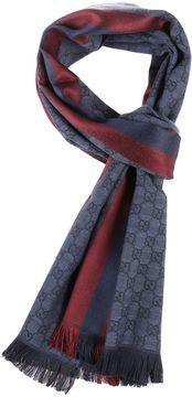 Gucci Jacquard Knit Foulard
