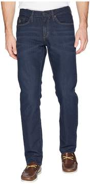U.S. Polo Assn. Slim Straight Jeans in Dark Blue Overdye Men's Jeans