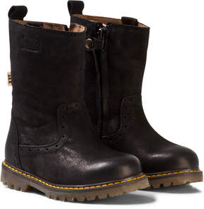 Bisgaard Black Boots