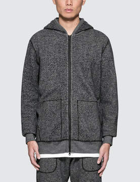 Reigning Champ Tiger Fleece Full Zip Hoodie