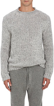 Ralph Lauren Purple Label Men's Mélange Cashmere Sweater