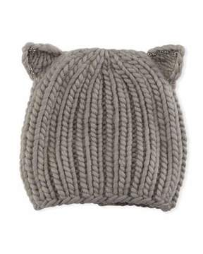 Eugenia Kim Felix Wool Cat-Ears Beanie Hat