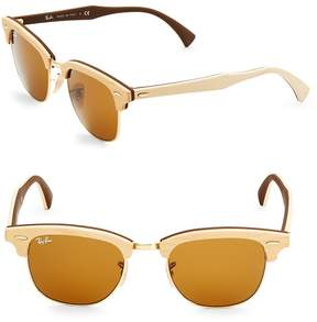Ray-Ban Women's Square Clubmaster Sunglasses