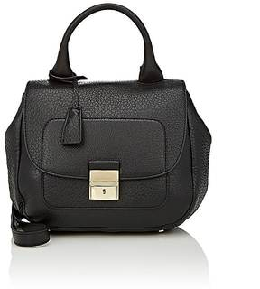 Trussardi WOMEN'S FLAP-FRONT SHOULDER BAG