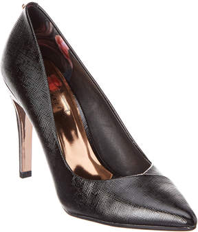 Ted Baker Cossay Leather Pump