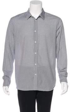 Marc Jacobs Plaid Woven Shirt