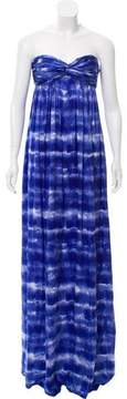 Adam Strapless Silk Dress w/ Tags