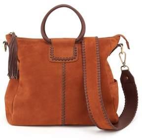 Hobo Sheila Convertible Leather Satchel