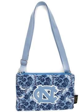 NCAA North Carolina Tar Heels Bloom Crossbody Bag