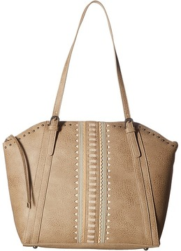 American West - El Dorado Zip Top Bucket Tote Tote Handbags