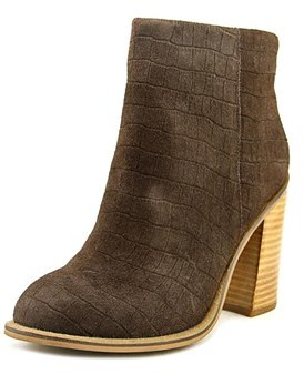 Kelsi Dagger Huronce Round Toe Suede Bootie.