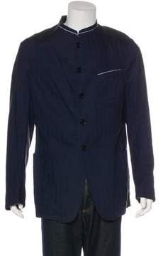 Armani Collezioni Linen-Blend Sport Coat