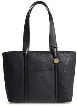 Skagen Lisabet Leather Tote - Black