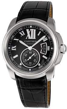 Cartier Calibre de Steel Automatic Men's Watch