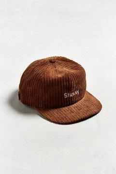 Stussy Two-Tone Corduroy Baseball Hat