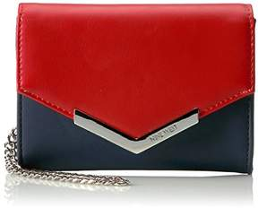 Nine West Table Treasures Tri Zip Wristlet