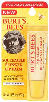 Burt's Bees Lip Balm, Beeswax, Squeezable