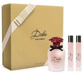 Dolce & Gabbana Dolce Rosa Three-Piece Excelsa Gift Set