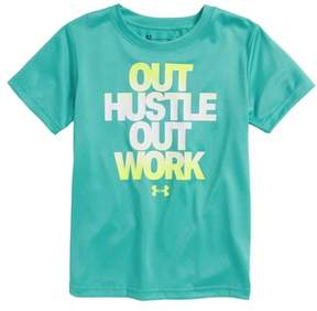 Under Armour Out Hustle Out Work HeatGear(R) T-Shirt
