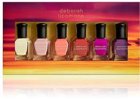 Deborah Lippmann Women's Sunrise, Sunset Nail Polish Set