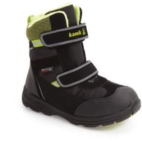 Kamik Boy's Slate Snow Boot