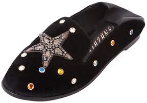Ivy Kirzhner Women's Embellished Studded Loafer
