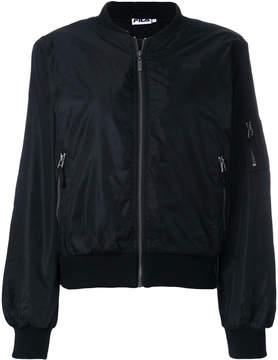 Fila zipped bomber jacket