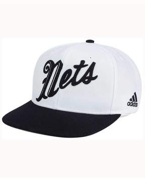 adidas Brooklyn Nets Seasons Greeting Snapback Cap