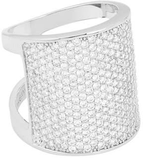 Henri Bendel Luxe Pave Bold Ring