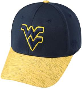 Top of the World Adult West Virginia Mountaineers Lightspeed One-Fit Cap