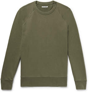 Our Legacy Loopback Cotton-Blend Jersey Sweatshirt