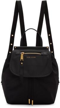 Marc Jacobs Black Trooper Backpack - BLACK - STYLE