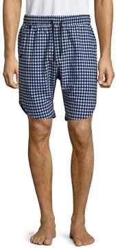 Publish Men's Gingham Shorts
