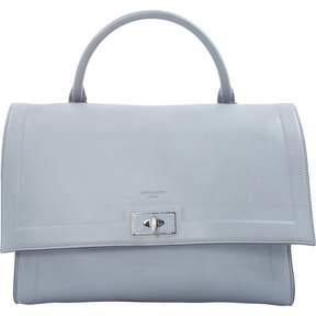 Givenchy Shark Grey Leather Handbag