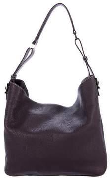 Tiffany & Co. Pebbled Leather Hobo