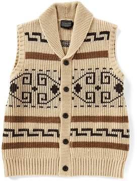 Pendleton Westerly Sweater Vest