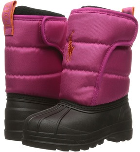 Polo Ralph Lauren Hamilten II EZ Girl's Shoes