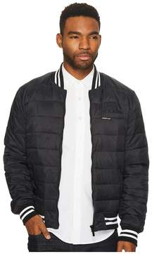 Members Only Varsity Puffer Jacket Men's Coat