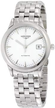 Longines Flagship Automatic White Dial Stainless Steel Men's Watch L48744126