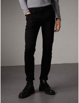 Burberry Slim Fit Stretch-denim Jeans