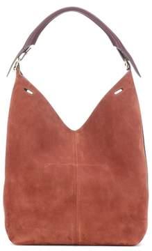 Anya Hindmarch The Bucket suede shoulder bag